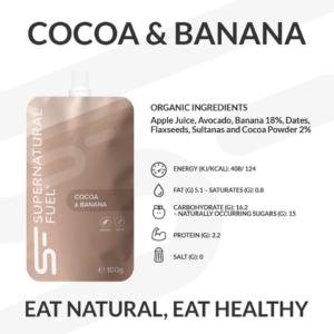 Endurance Races Energy Pouch Cocoa & Banana